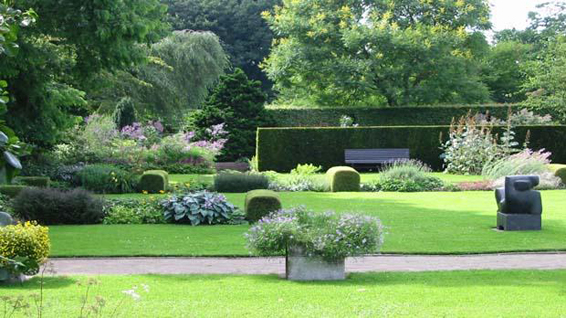 Cr ation parc et jardin am nagement ham sur heure nalinnes gerpinnes philippeville walcourt for Grand jardin en friche